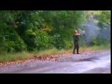 Донецк 28 08 2014 АТО, Видео под пулями. Постоянные минометные обстрелы и атаки на блокпост.