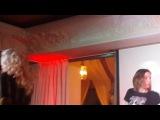 Презентация новых клипов Светланы Разиной - Света