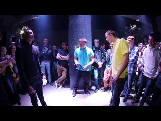 SLOVO - SAMARA - Arttrick vs. ��� ������ (1 �����,�����)