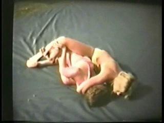 Catfight- Outdoor Girl Wrestling Match