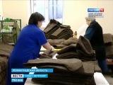 В Гатчине набирает обороты производство уникальной обуви из овечьей шерсти