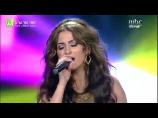 Arab_Idol_-_النتائج_-_فرح_يوسف_و_محمد_عس